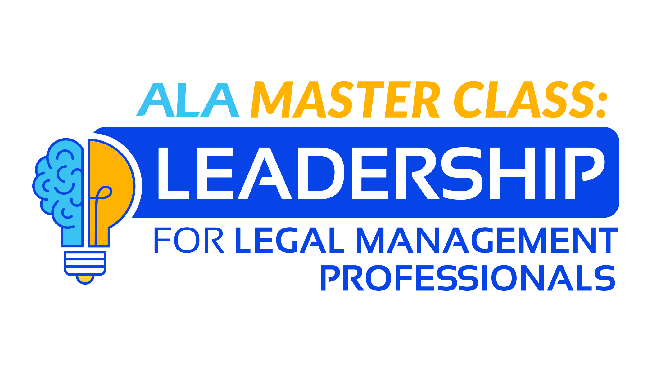 ALA Master Class Leadership for Legal Management Professionals Logo-color-CMYK