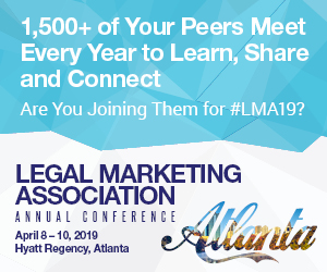 Legal Marketing Association Annual Conference