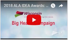 Wisconsin Chapter Idea Awards