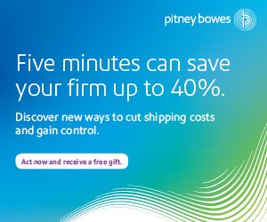 Pitney Bowes August