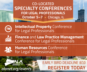 ALA Specialty Conferences 2017