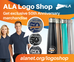 ALA Logo Shop 50th Anniversary Bundle