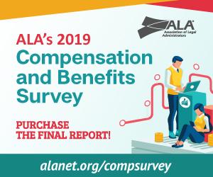 Purchase the ALA Compensation-Benefits-Survey-2019