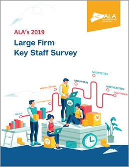 2019 Large Firm Key Staff Survey-border
