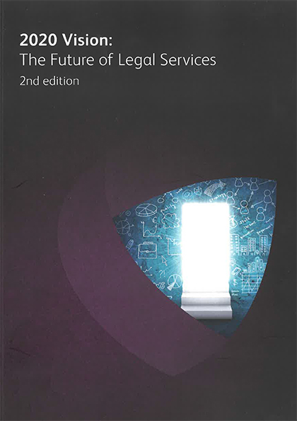 2020 Vision  The Future of Legal Services