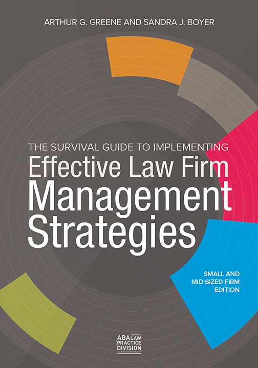 Effective Law Firm Management Strategies