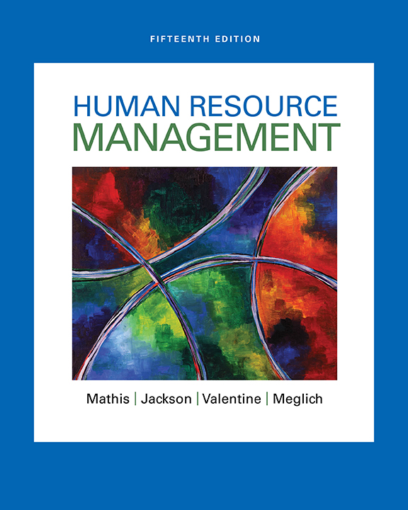 Human Resources Management, 15th Edition