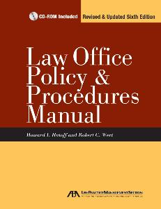 Law Office Policy & Procedures