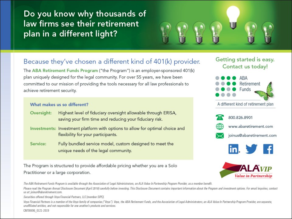 ABA Retirement Funds