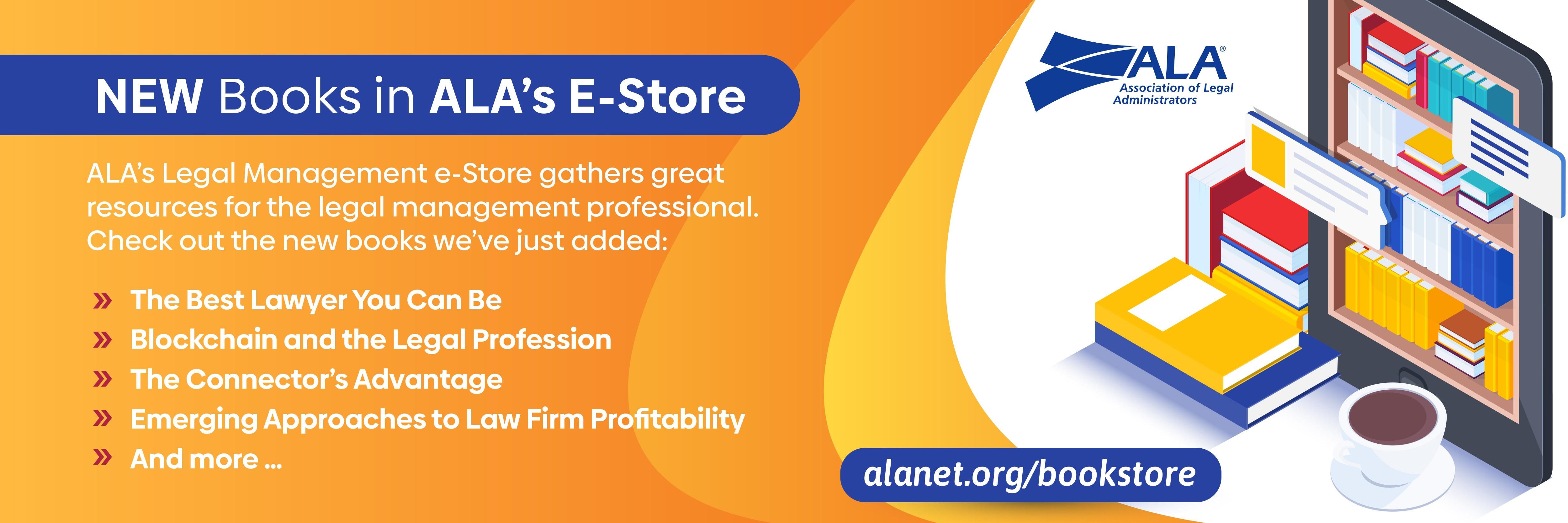ALA's E-Store