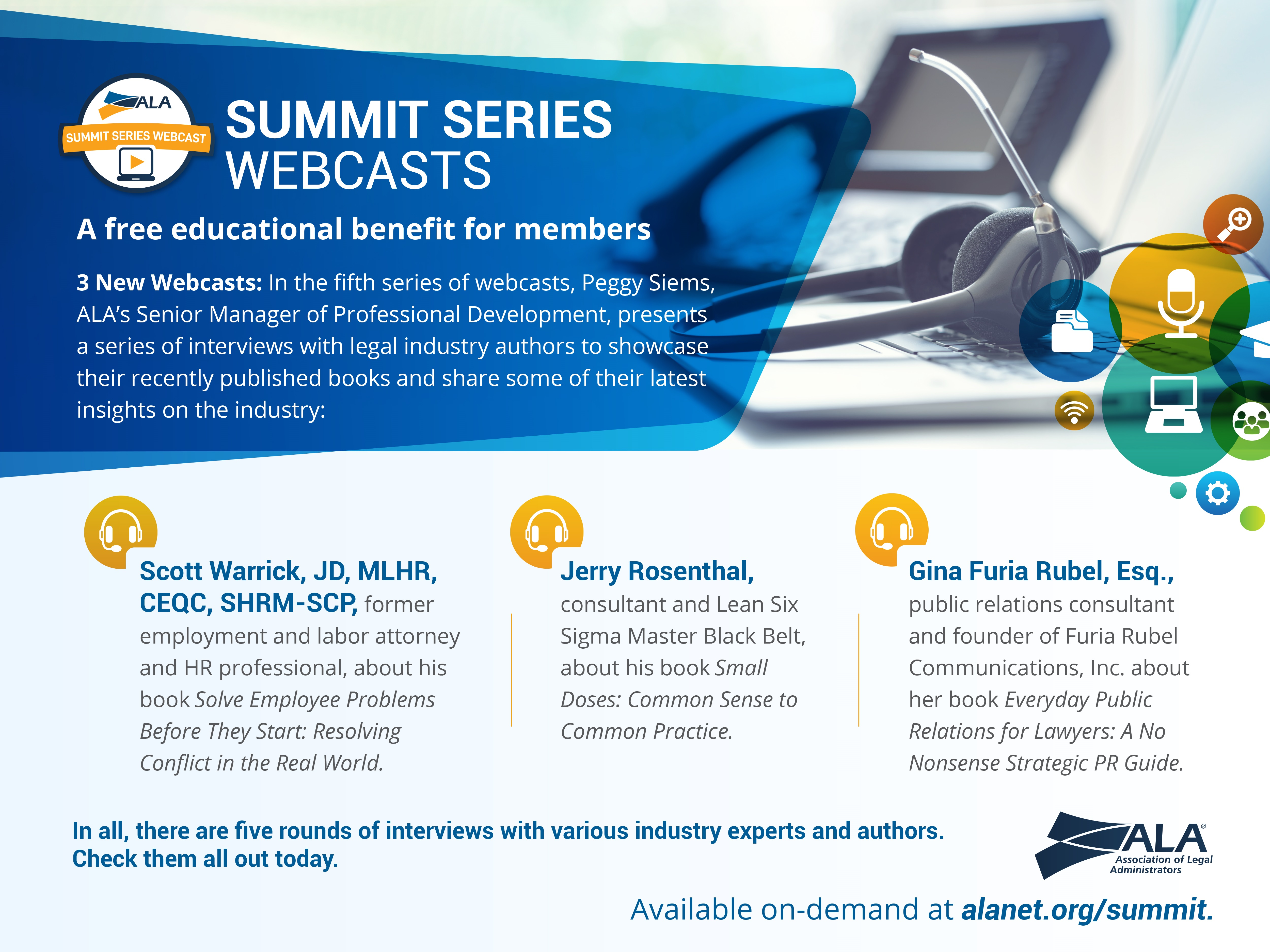 ALA Summit Series Webcasts