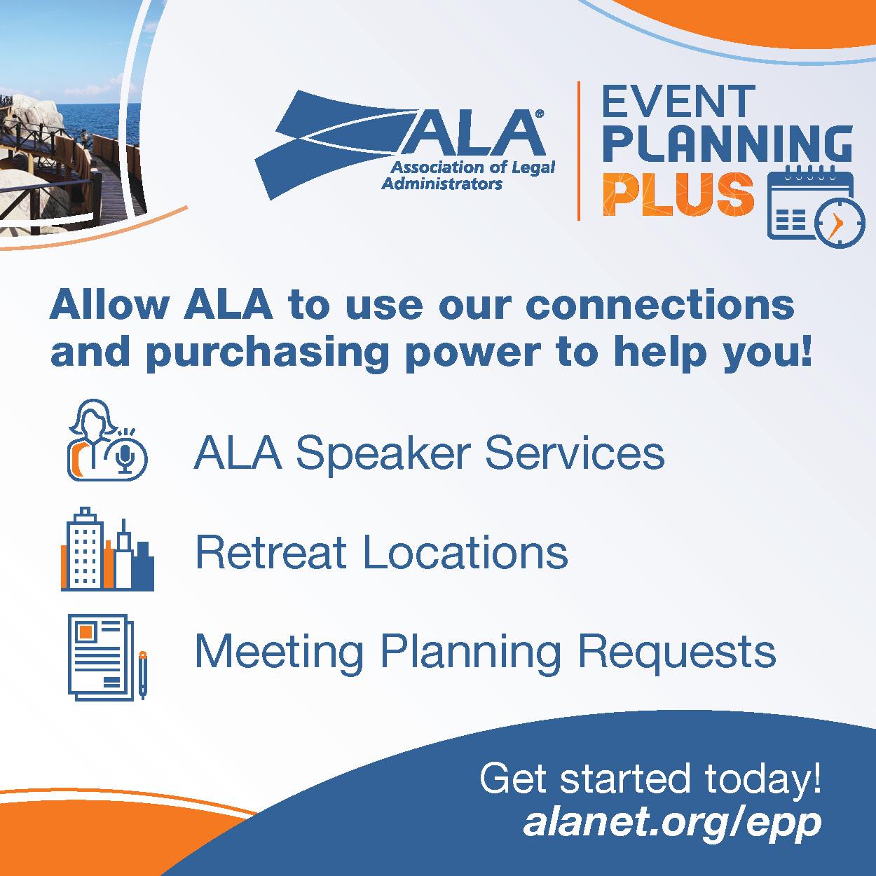 Event Planning Plus