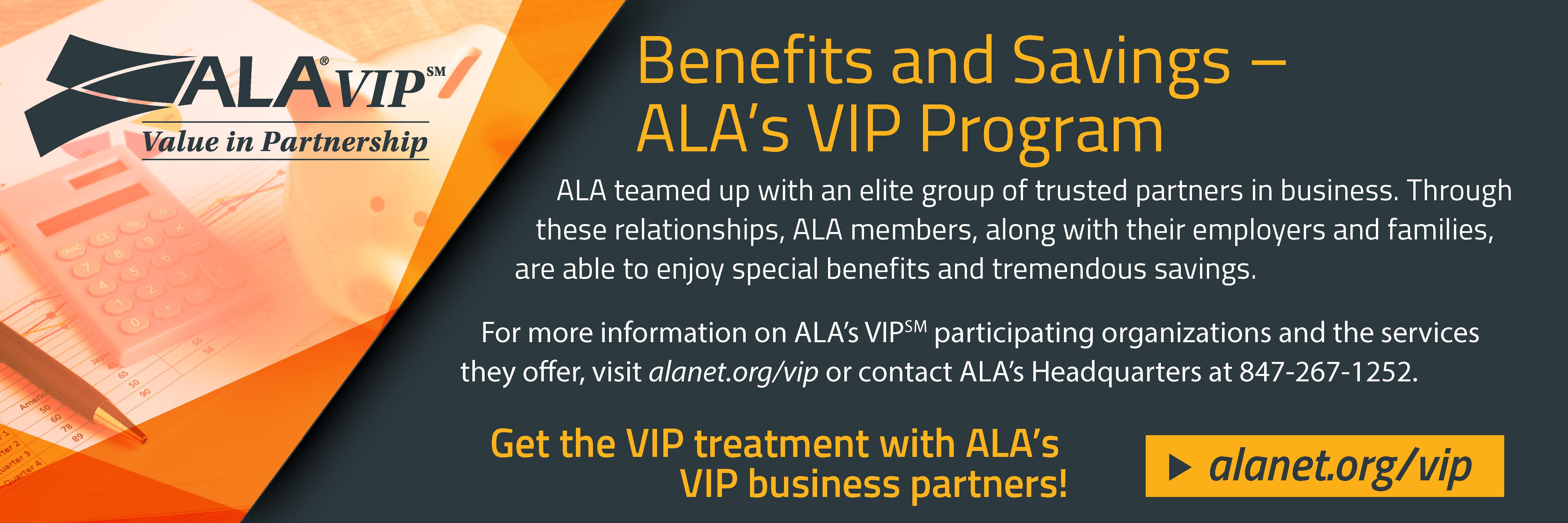 ALA ViP Program