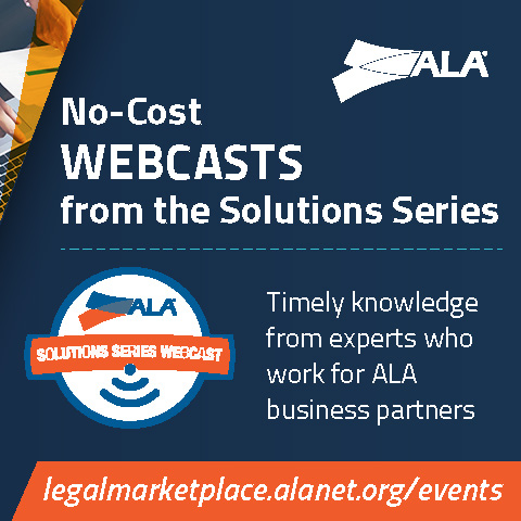 Solutions Series Webcasts