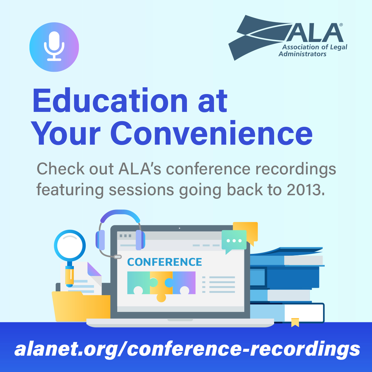 ALA Conference Recordings