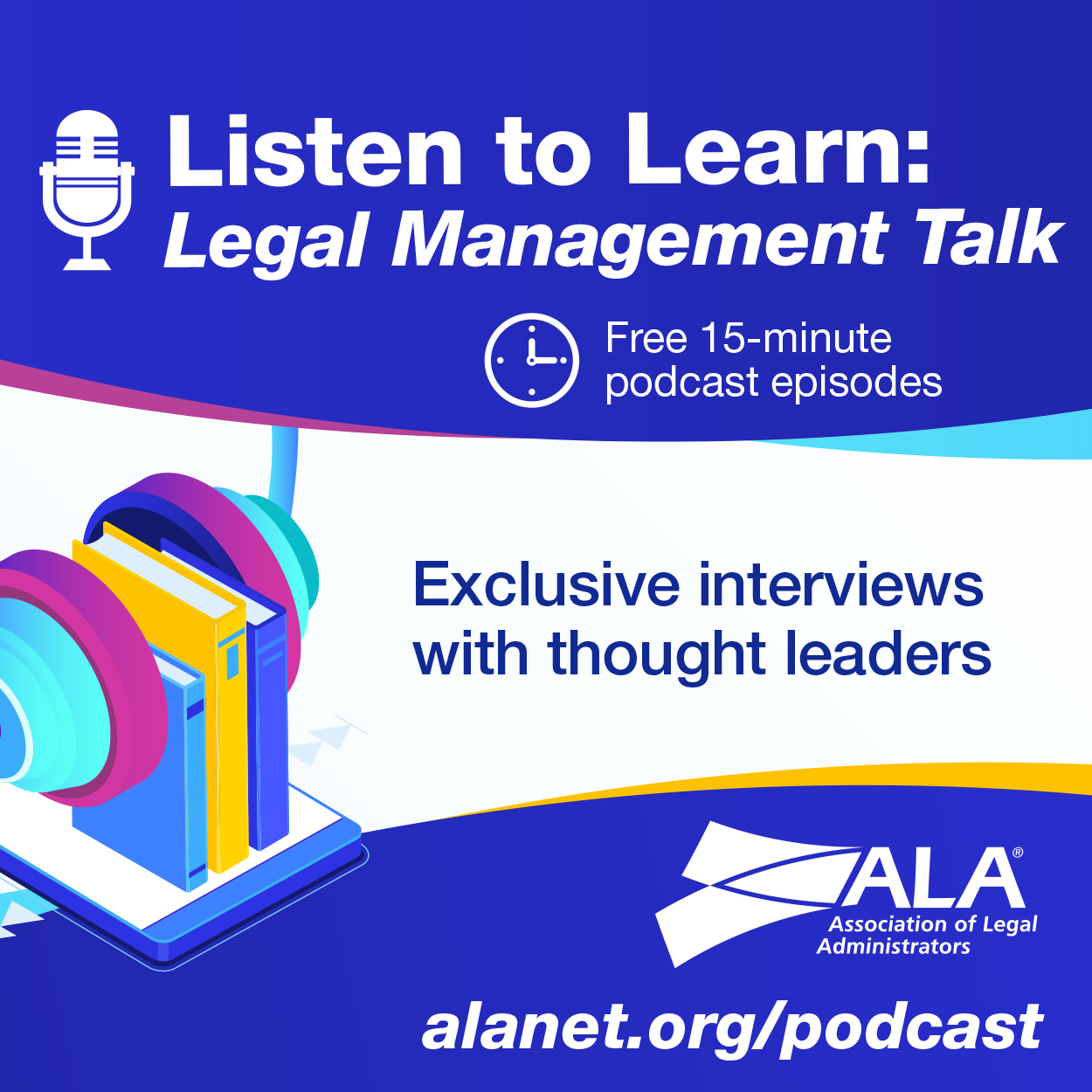 Legal Management Talk Podcasts