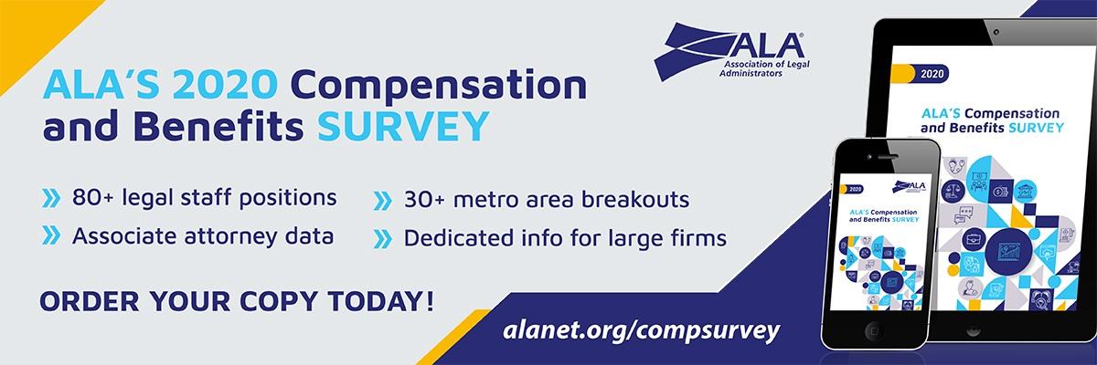 ALA's Compensation and Benefits Survey