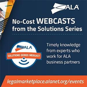 ALA Solutions Series