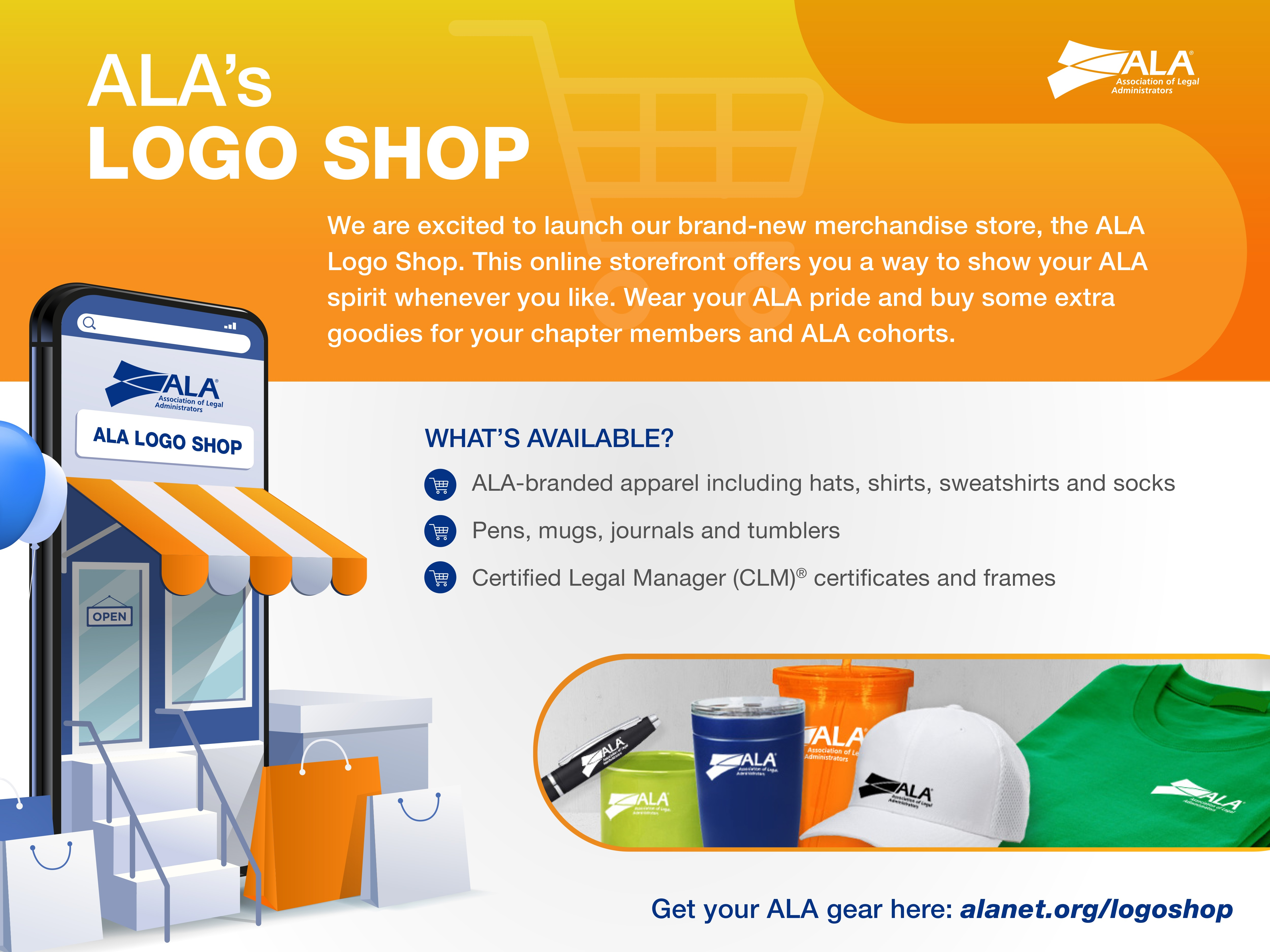 ALA Logo Shop